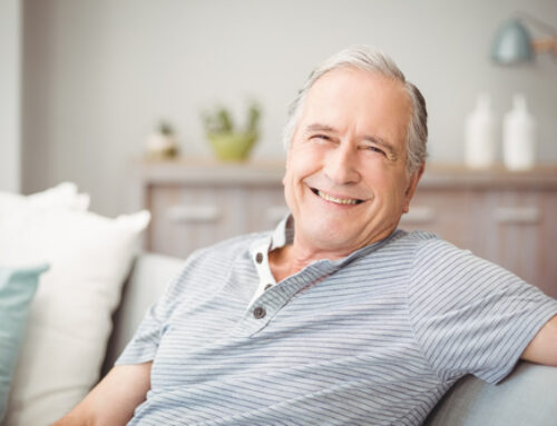 Men in retirement